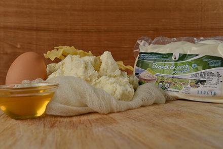 Brânză proaspată de vacă